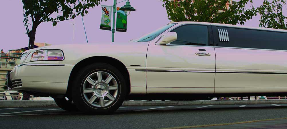 Limousines at Miracle Mile Limousine Service and Sight-Seeing Tours of Nanaimo, BC